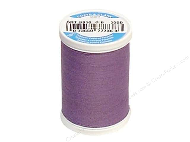 Coats & Clark Dual Duty XP All Purpose Thread 250 yd. #3350 Violet