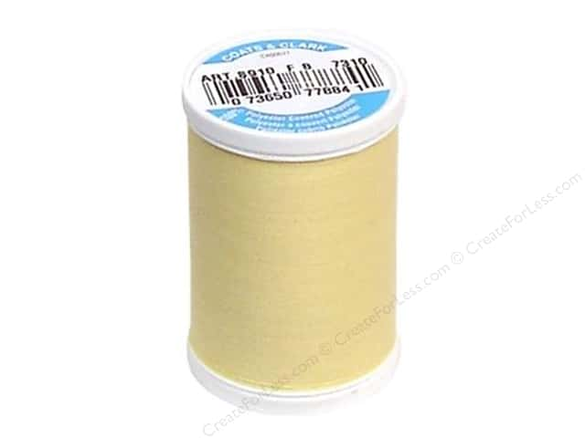 Coats & Clark Dual Duty XP All Purpose Thread 250 yd. #7310 Primrose