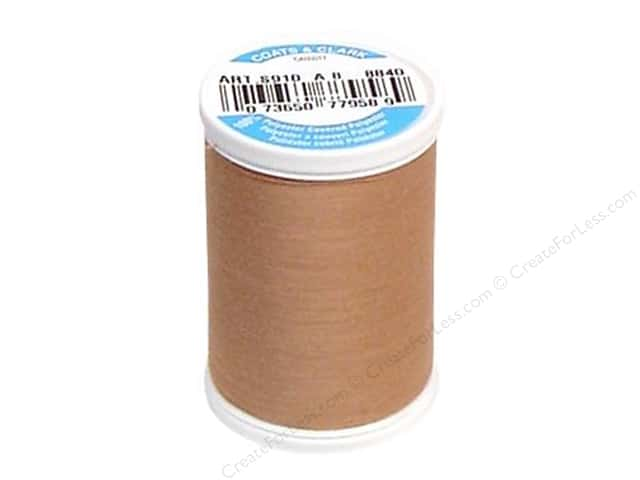 Coats & Clark Dual Duty XP All Purpose Thread 250 yd. #8840 Copper Mist