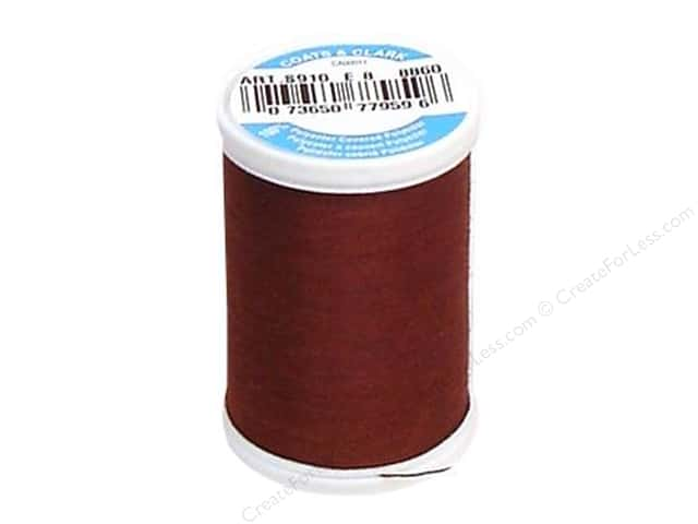 Coats & Clark Dual Duty XP All Purpose Thread 250 yd. #8860 Spanish Tile