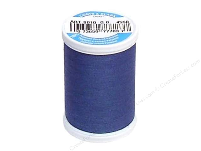 Coats & Clark Dual Duty XP All Purpose Thread 250 yd. #4550 Soldier Blue