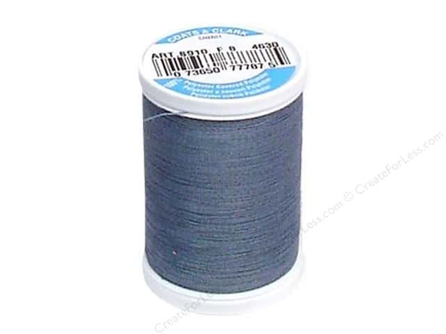 Coats & Clark Dual Duty XP All Purpose Thread 250 yd. #4630 Azure Blue