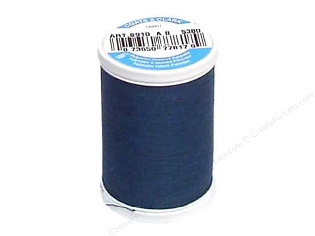 Coats & Clark Dual Duty XP All Purpose Thread 250 yd. #5380 Dark Teal