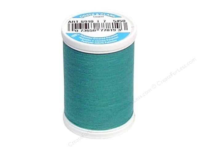 Coats & Clark Dual Duty XP All Purpose Thread 250 yd. #5450 River Blue
