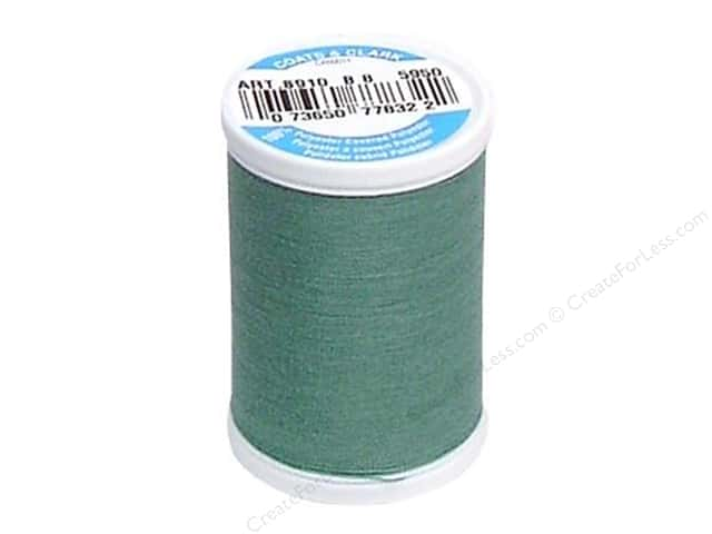 Coats & Clark Dual Duty XP All Purpose Thread 250 yd. #5950 Misty Spruce