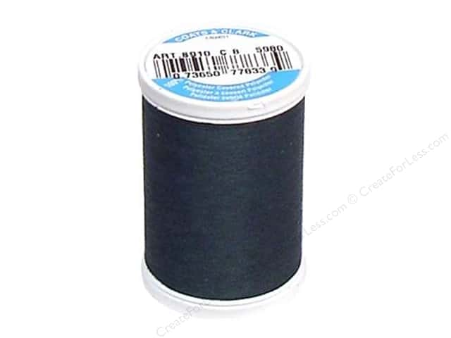 Coats & Clark Dual Duty XP All Purpose Thread 250 yd. #5980 Scots Green