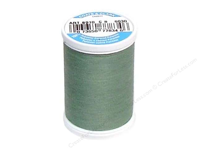 Coats & Clark Dual Duty XP All Purpose Thread 250 yd. #6030 Cloudy Jade
