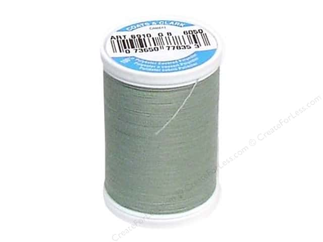 Coats & Clark Dual Duty XP All Purpose Thread 250 yd. #6050 Powder Green