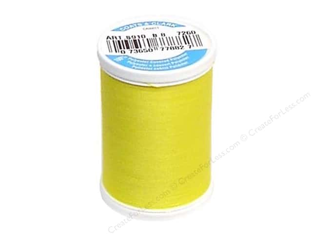 Coats & Clark Dual Duty XP All Purpose Thread 250 yd. #7260 Mimosa