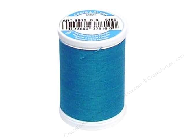 Coats & Clark Dual Duty XP All Purpose Thread 250 yd. #5160 Radiant Blue