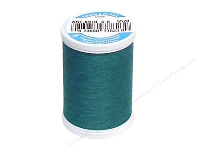 Coats & Clark Dual Duty XP All Purpose Thread 250 yd. #5570 Oriental Blue