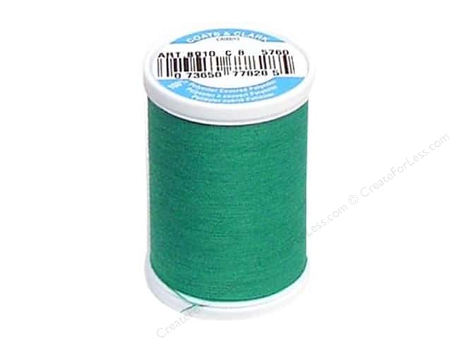 Coats & Clark Dual Duty XP All Purpose Thread 250 yd. #5760 Ming Teal