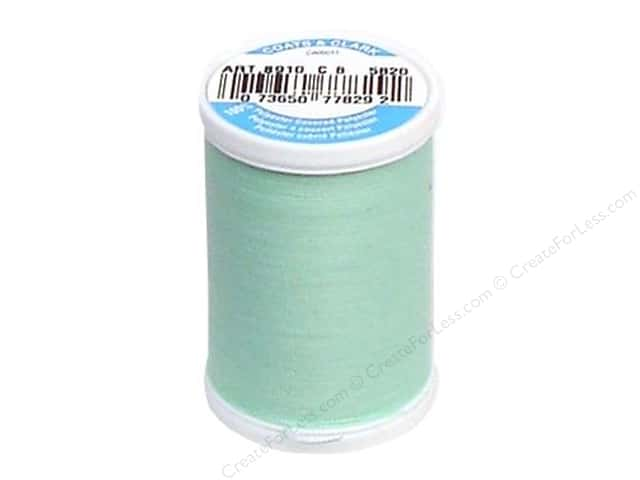 Coats & Clark Dual Duty XP All Purpose Thread 250 yd. #5820 Caribbean Sea