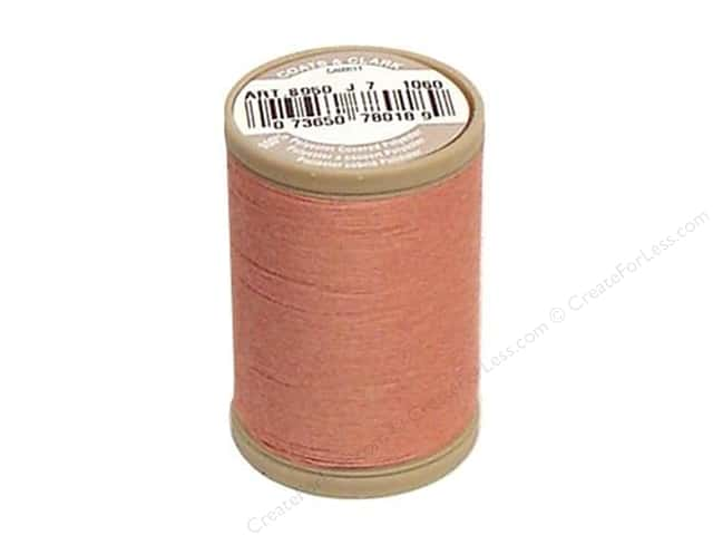 Coats & Clark Dual Duty XP Heavy Thread 125 yd. #1060 Almond Pink