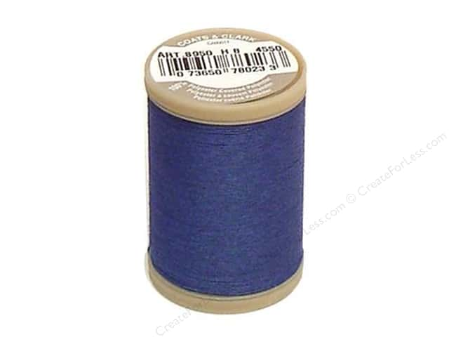 Coats & Clark Dual Duty XP Heavy Thread 125 yd. #4550 Soldier Blue