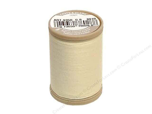 Coats & Clark Dual Duty XP Heavy Thread 125 yd. #8010 Natural