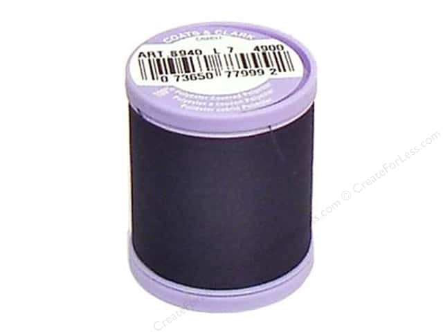 Dual Duty XP Fine Thread 225 yd. #4900 Navy