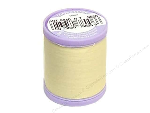 Dual Duty XP Fine Thread 225 yd. #8020 Cream