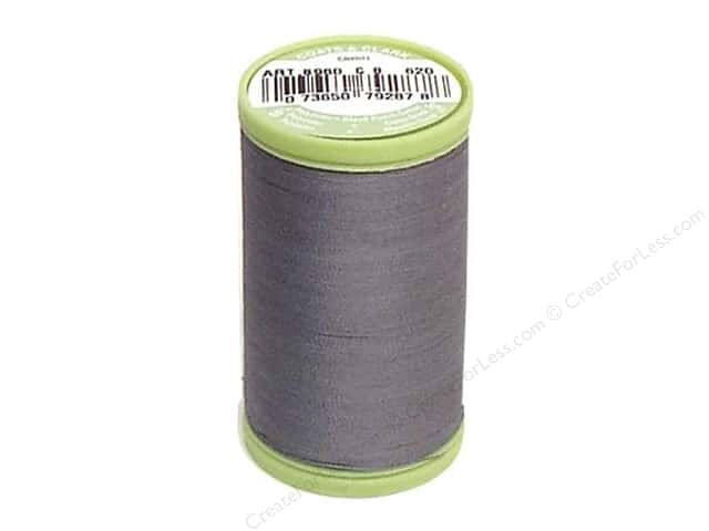 Dual Duty Plus Hand Quilting Thread 325 yd. #0620 Slate