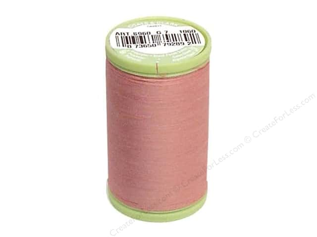 Dual Duty Plus Hand Quilting Thread 325 yd. #1060 Almond Pink