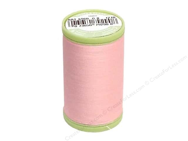 Dual Duty Plus Hand Quilting Thread 325 yd. #1210 Pink