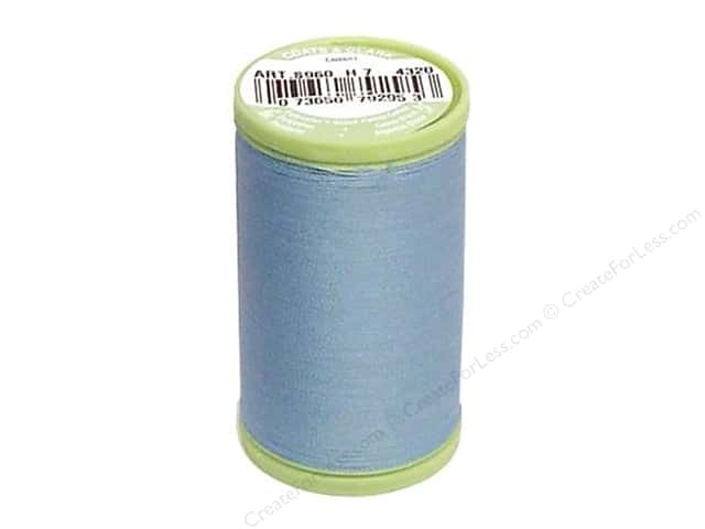 Dual Duty Plus Hand Quilting Thread 325 yd. #4320 Blue