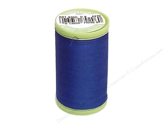 Dual Duty Plus Hand Quilting Thread 325 yd. #4470 Yale Blue