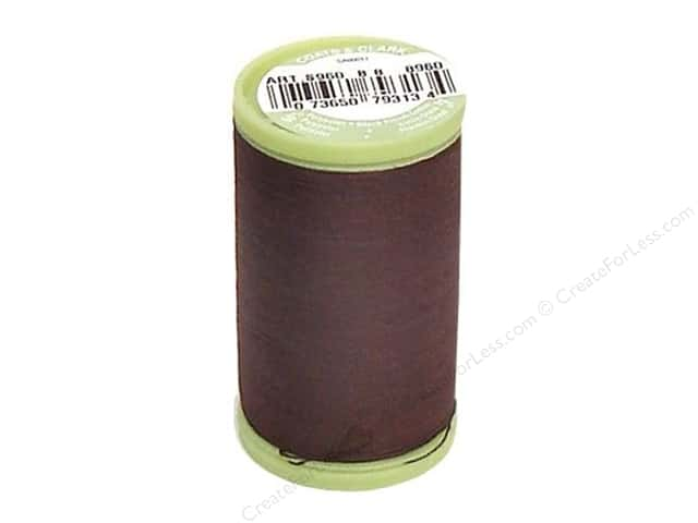 Dual Duty Plus Hand Quilting Thread 325 yd. #8960 Chona Brown