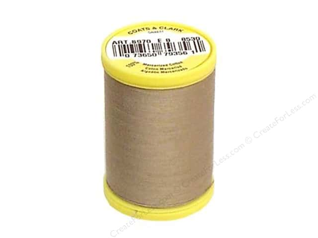 Coats All Purpose Cotton Thread 225 yd. #8530 Dogwood