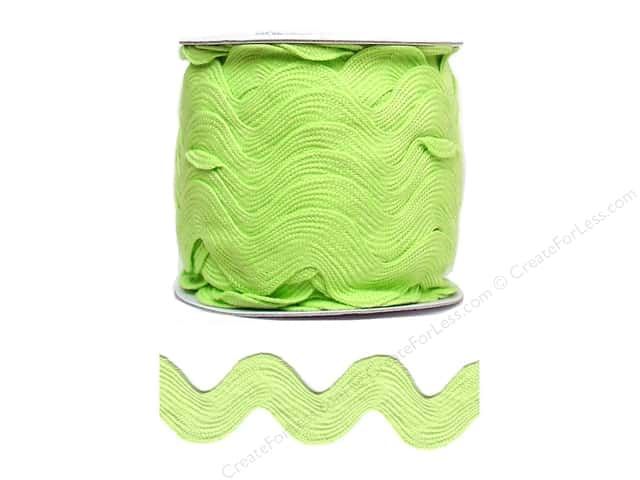 Jumbo Ric Rac by Cheep Trims  1 13/32 in. Apple (24 yards)