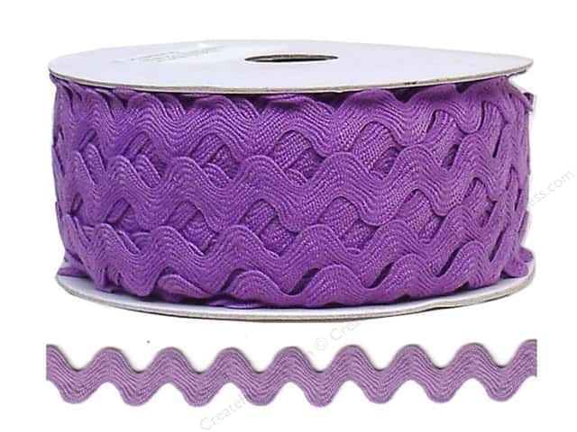 Ric Rac by Cheep Trims  11/16 in. Lavender (24 yards)