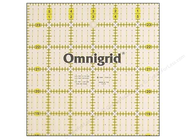 Omnigrid Ruler 6 1/2 x 24 in.