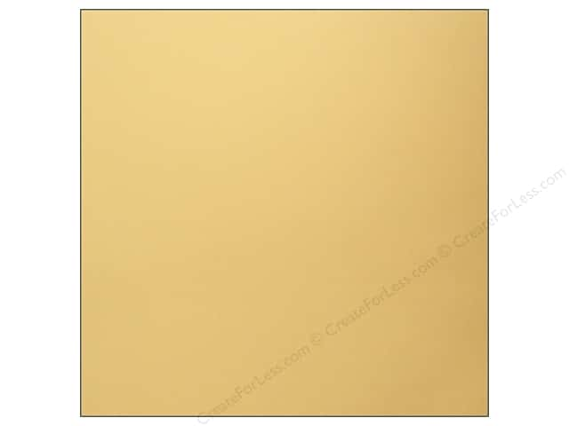 Bazzill 12 x 12 in. Cardstock Dotted Swiss Cornmeal (25 sheets)