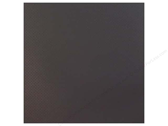 Bazzill 12 x 12 in. Cardstock Dotted Swiss Pepper (25 sheets)