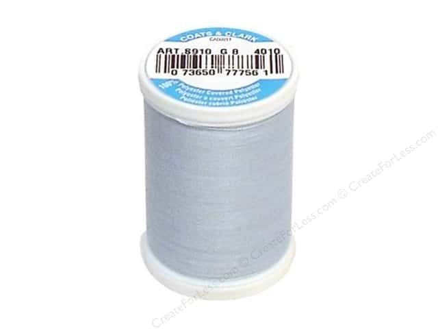 Coats & Clark Dual Duty XP All Purpose Thread 250 yd. #4010 Crystal Blue