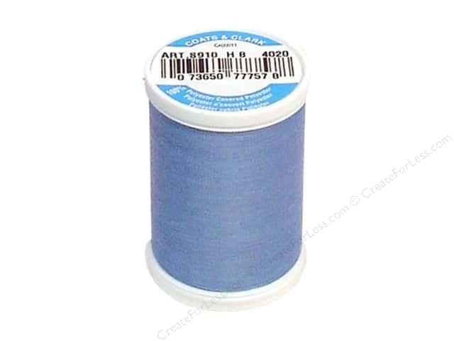 Coats & Clark Dual Duty XP All Purpose Thread 250 yd. #4020 September Sky