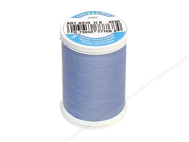 Coats & Clark Dual Duty XP All Purpose Thread 250 yd. #4230 Blue Bonnet