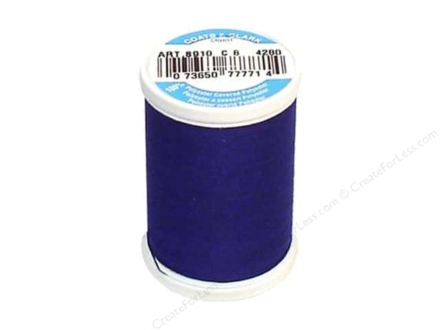 Coats & Clark Dual Duty XP All Purpose Thread 250 yd. #4280 Blue Ribbon