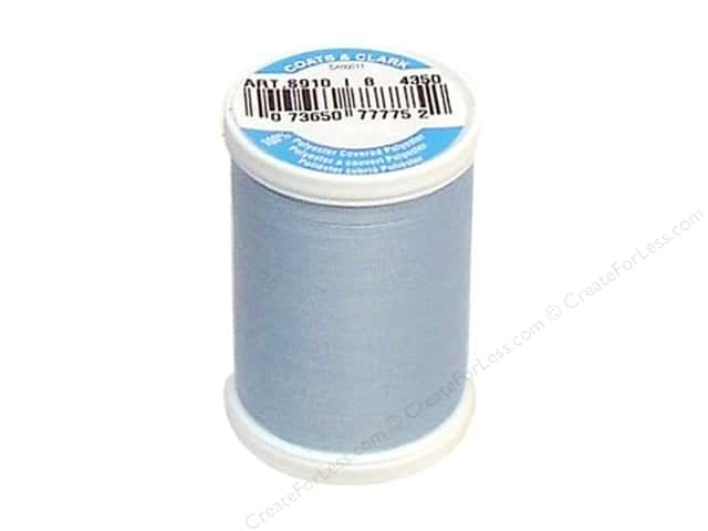 Coats & Clark Dual Duty XP All Purpose Thread 250 yd. #4350 Baby Blue