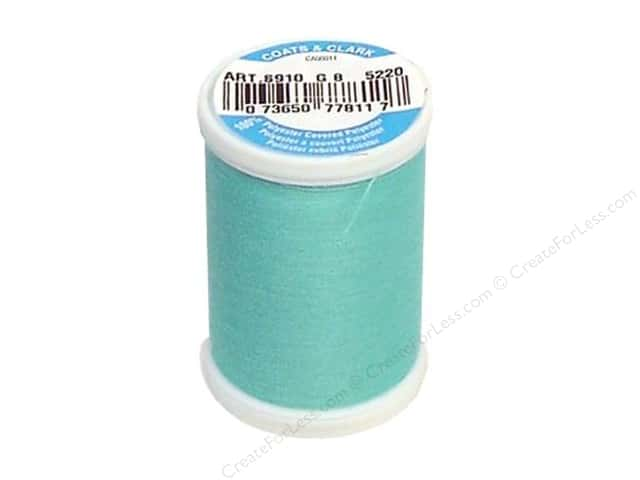 Coats & Clark Dual Duty XP All Purpose Thread 250 yd. #5220 Light Parakeet