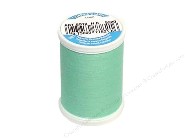 Coats & Clark Dual Duty XP All Purpose Thread 250 yd. #5520 Aqueous