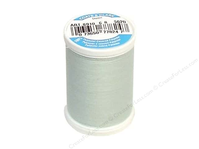 Coats & Clark Dual Duty XP All Purpose Thread 250 yd. #5620 Light Aqua