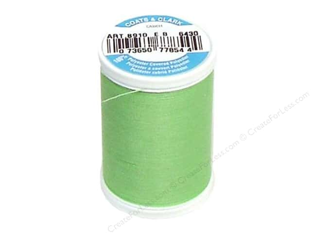 Coats & Clark Dual Duty XP All Purpose Thread 250 yd. #6430 Dark Nile Green