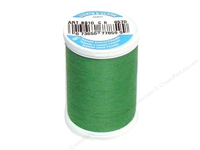 Coats & Clark Dual Duty XP All Purpose Thread 250 yd. #6570 Fern
