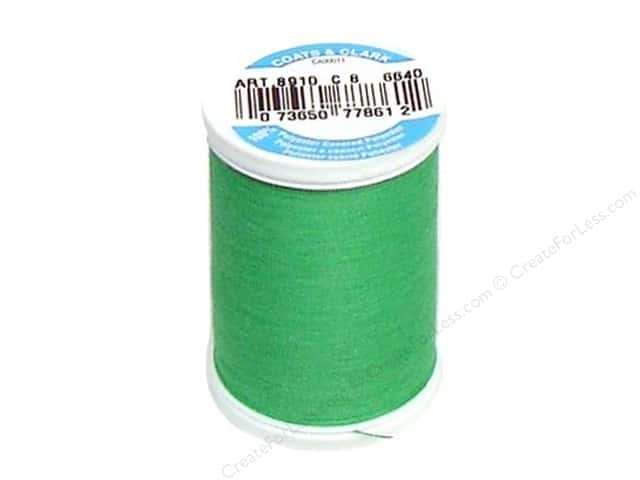 Coats & Clark Dual Duty XP All Purpose Thread 250 yd. #6640 Spearmint