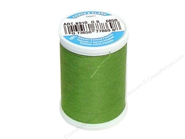 Coats & Clark Dual Duty XP All Purpose Thread 250 yd. #6850 Bright Apple