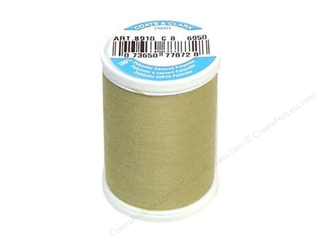 Coats & Clark Dual Duty XP All Purpose Thread 250 yd. #6950 Safari