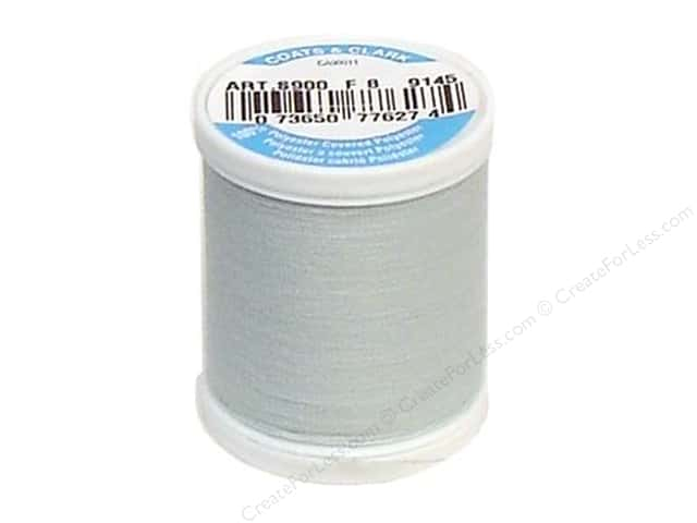 Coats & Clark Dual Duty XP All Purpose Thread 125 yd. #9145 Blue Tint