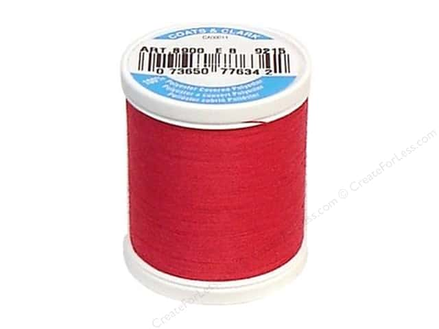 Coats & Clark Dual Duty XP All Purpose Thread 125 yd. #9215 Bright Fuchsia