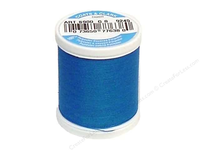 Coats & Clark Dual Duty XP All Purpose Thread 125 yd. #9245 Bright Sapphire